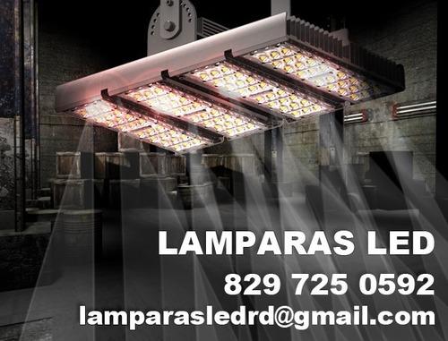 lampara led profesional para exterior, 254w