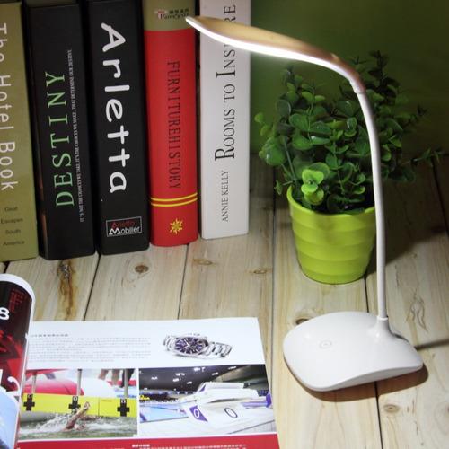 lámpara led recargable escritorio