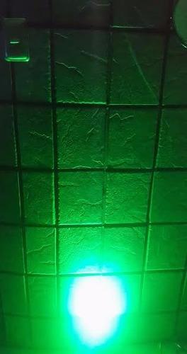 lámpara led reflector led comvertible 1 led 3000k aire libre