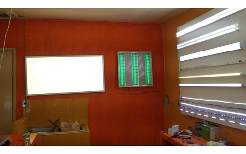 lampara led rgb con control por bluetooth
