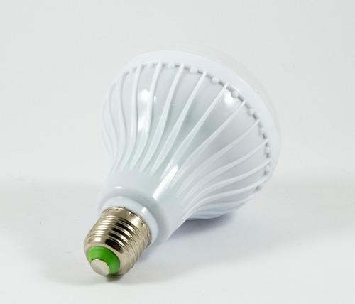 lampara led rgb, parlante bluetooth y control impre$ionate