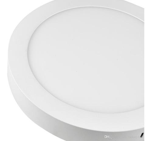 lampara led superficial 18w redonda alta calidad