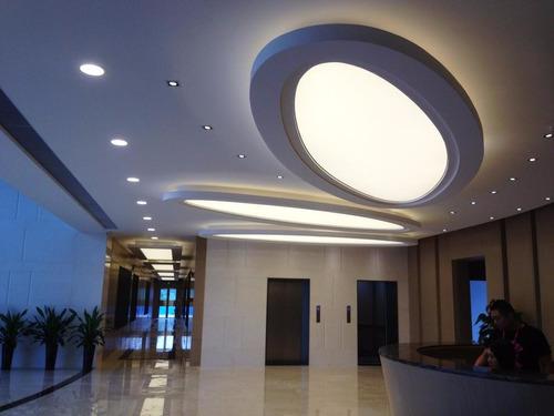 lampara led techo panel 18w excelente calidad premium