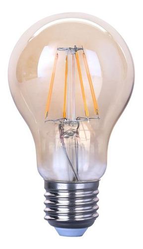 lámpara led ultra calida vintage 8 watts e27 retro nordica