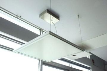 lampara led ultraplana 60x60 48w sustituye panelfluorescente