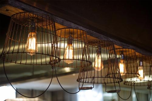 lámpara led vintage filamento 8watt todoenled