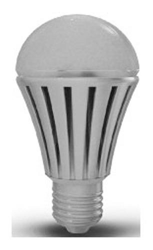 lámpara ledion a19 base e27 9 watts blanco cálido - tecsys