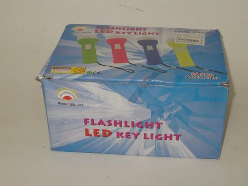 lampara linterna led economicas de mano 11 cm