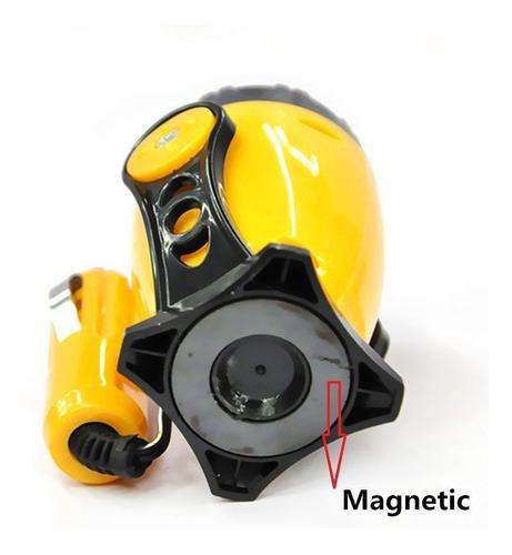 lampara linterna led magnetica de inspeccion para carro