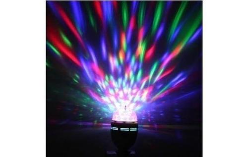 lampara luces efectos