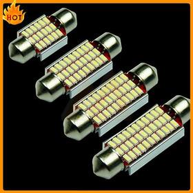 Lampara Luces Led Cob Tubular Interior Patente Baul Canbus