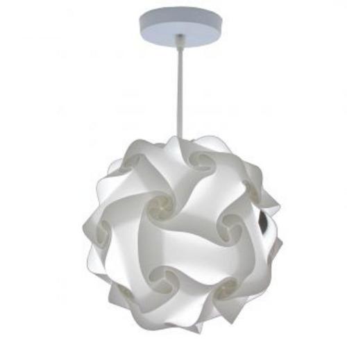 lámpara lumbra ocaso de techo xxl-blanco
