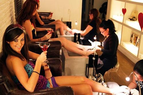 lámpara lupa luz leds brazo flexible cosmetología manicuria podologia - lupa aumento - profesional - salon belleza - new