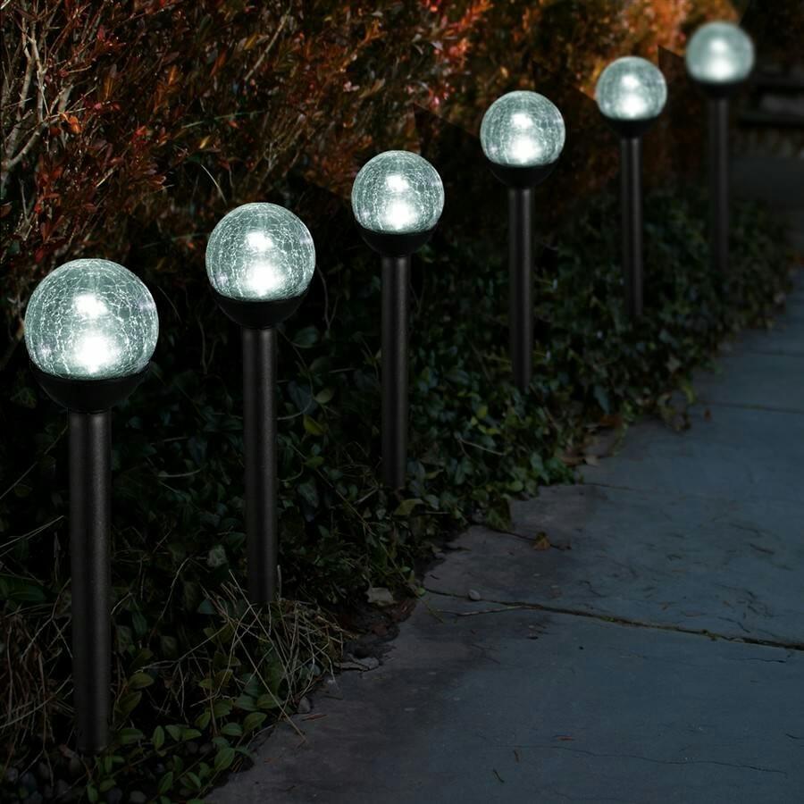 Lampara luz led panel solar para exteriores jardin hogar for Lampara solar pared exterior