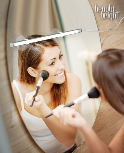 lampara luz led para espejo, maqu - unidad a $20900