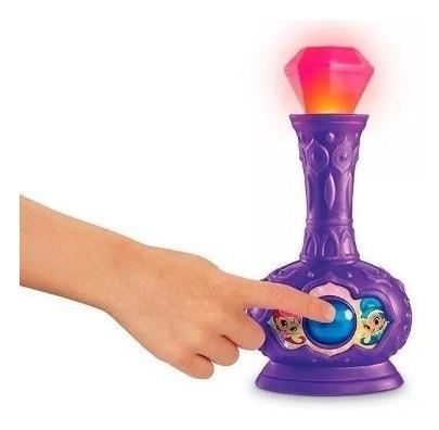 lampara mágica fisher price con frases y sonidos