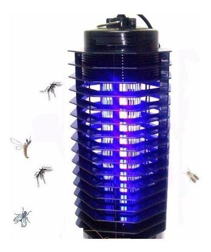 lampara mata insectos