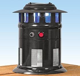 lampara mata insectos,trampa mosquitos,uv, portable, decora