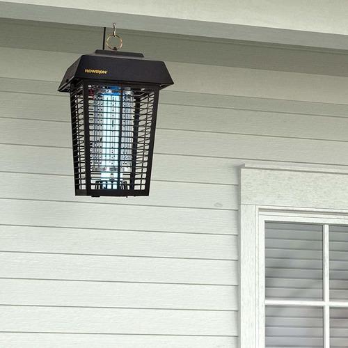 lámpara mata moscas eléctrica flowtron bk-40d
