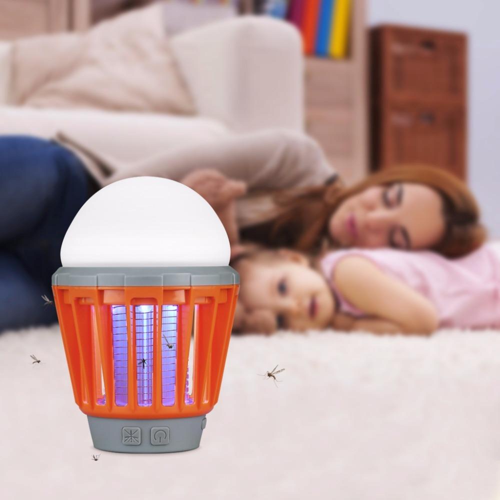 Lampara mata mosquitos e insectos voladores en - Lampara mata mosquitos ...