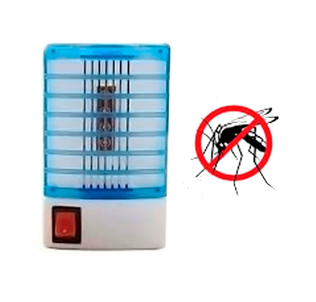 Lampara mata mosquitos zancudos moscas zika chikungu a - Lampara mata mosquitos ...