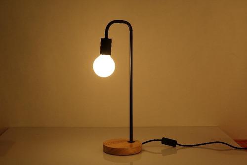 lámpara mesa lampara)