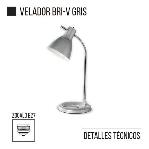 lampara mesa velador