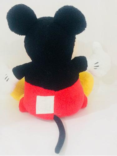 lampara micky mouse para bb peluche usado 25cm xp114