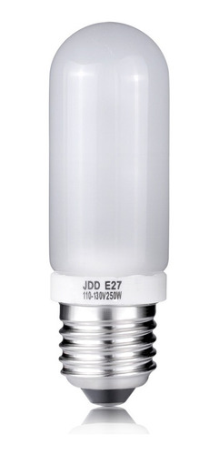 lampara modelado 250w de repuesto para flash estudio visico