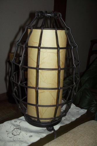 lampara moderna de mesa