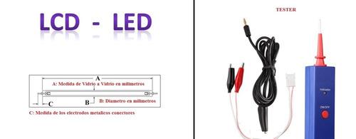 lampara monitor lg acer samsung ibm aoc lcd inverter