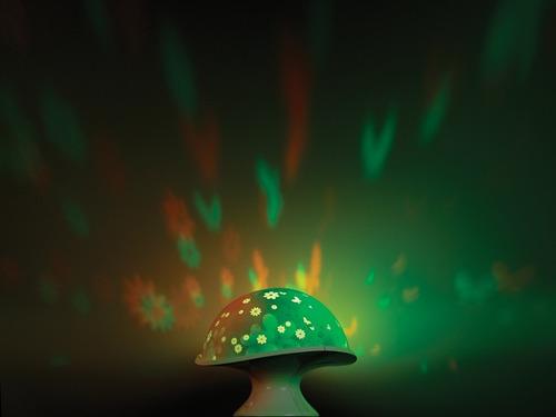 lampara moonlight mushroom hongo uncle milton original mesa