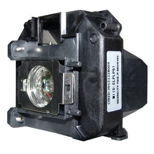 lámpara osram con caracasa para epson powerlite 435w