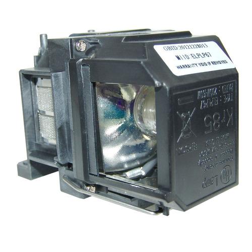 lámpara osram con caracasa para epson v11h444020 proyector