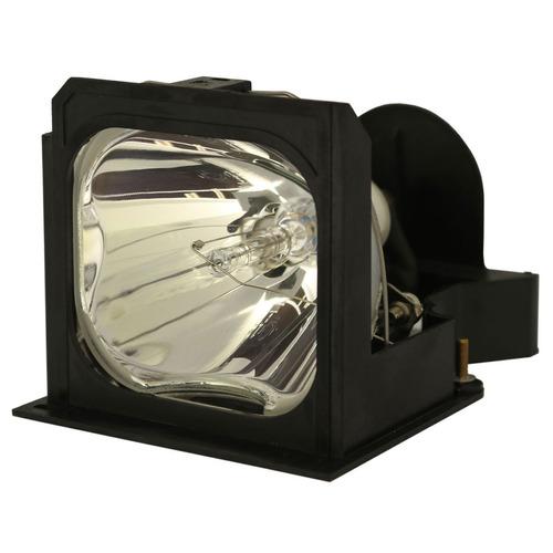 lámpara osram con caracasa para mitsubishi lvpx50 proyector