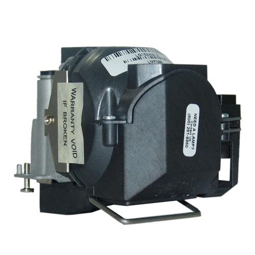 lámpara osram con caracasa para nec np41 proyector