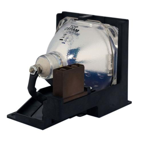 lámpara osram con caracasa para sanyo plc-su07w / plcsu07w p