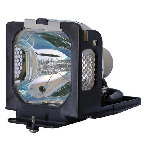 lámpara osram con caracasa para sanyo plcsu51n proyector pro