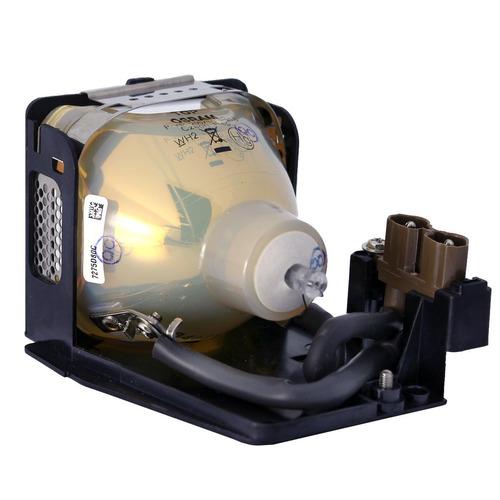 lámpara osram con caracasa para sanyo plcxu55n proyector
