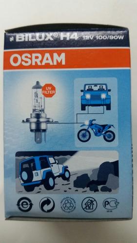 lampara osram h4 12v 100/90w pt43 made in germany
