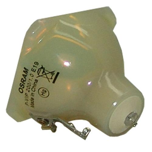 lámpara osram para toshiba tlp-s81ef / tlps81ef proyector