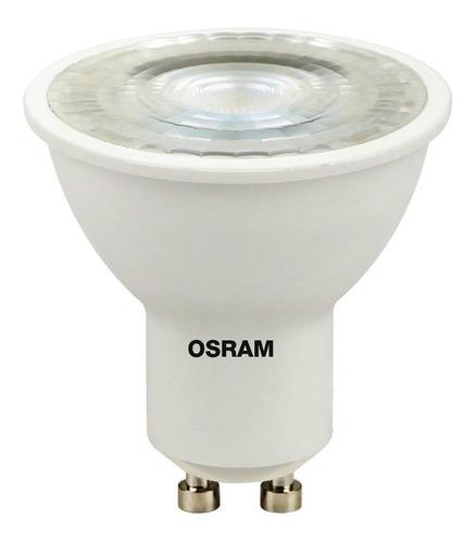 lámpara osramled dicróica 4w=50w 3000k cálida gu10  por e631