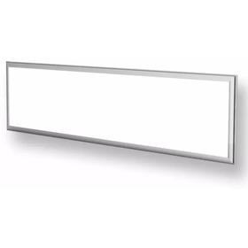 Lampara Panel Led  120 X 30 Empotrar O Colgante