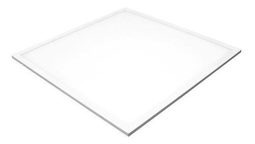 lampara panel led 60 x 60 36w ultraplana de techo luz blanco