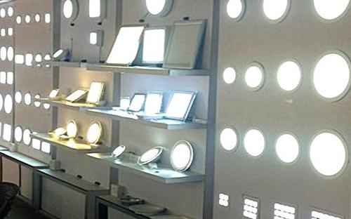 lampara panel led gypsum empotrable 3w 6w 12w 18w 24 36w 48w