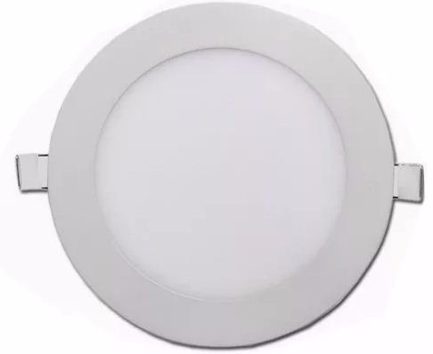 lampara panel ojos de buey spot led super slim de 18w oferta