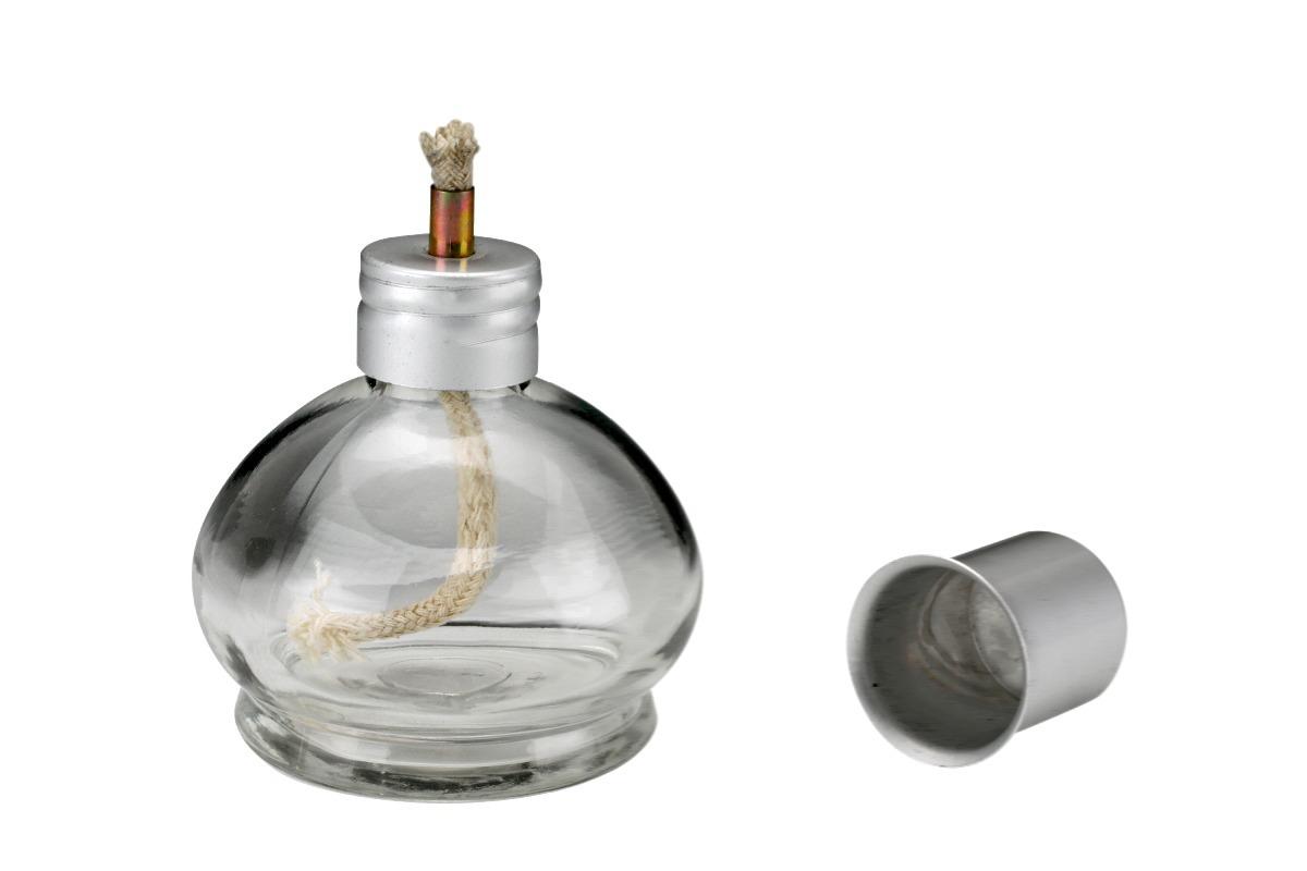Mecha Alcohol Y Incluida Tapa Para Lampara Laboratorio Con TKJ13lcF