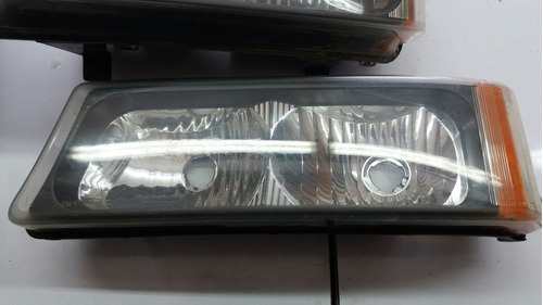 lámpara para chevrolet silverado