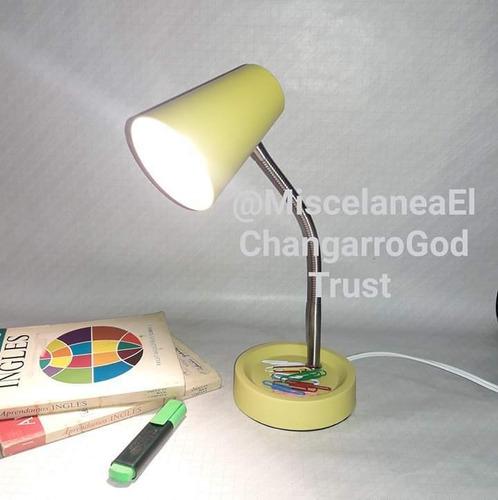 lámpara para escritorio led.nuevo. luz led integrada