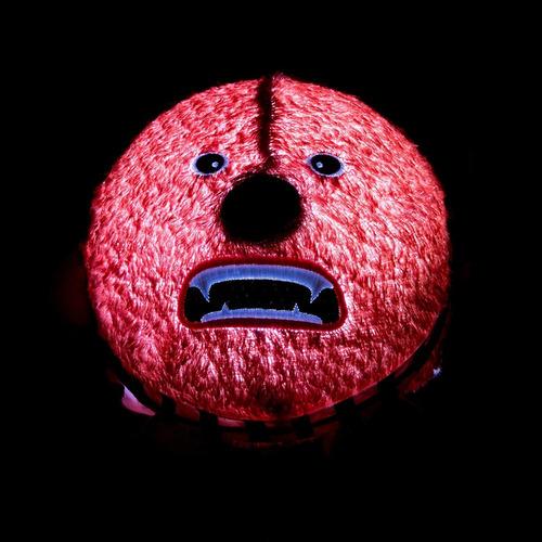 lampara para niños de chewbacca